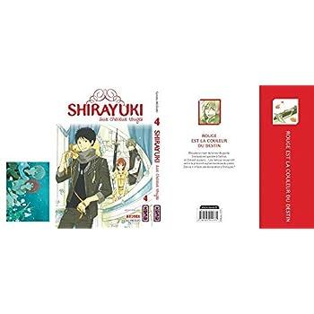 Shirayuki aux cheveux rouges, tome 4
