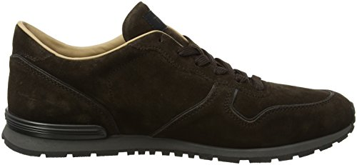 Tod's Sneaker Reversed, Mocassini Uomo Brown (Testa Moro)