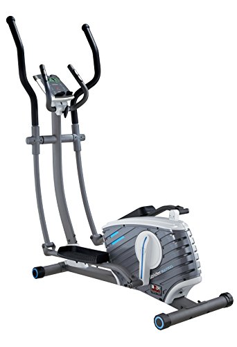 Body Sculpture BE6790G Programmable Magnetic Elliptical with iConsole