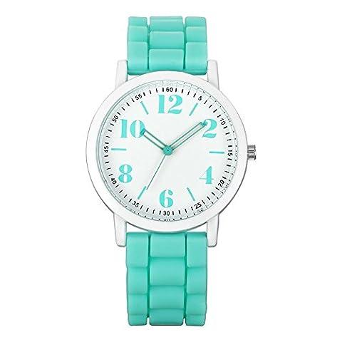 SHOUBIAO® Watch Children'S Watch, Boy Girl Fashion Sports Gift Watch