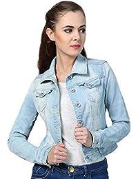 6aece571325 Denim Women s Jackets  Buy Denim Women s Jackets online at best ...