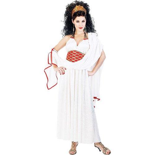 tüm - Verkleidung im Stil der Antike (Medium) (Göttin Hera Kostüme)