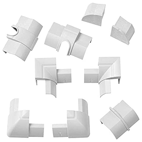 D-Line 22x22mm Accessory Pack White