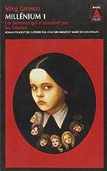 Millenium 1 (Paperback) Les Hommes Qui N'Aimaient Pas Les Femmes