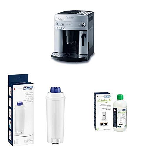 De'Longhi Magnifica ESAM 3200 S Kaffeevollautomat + Wasserfilter | Zubehör für alle De'Longhi...