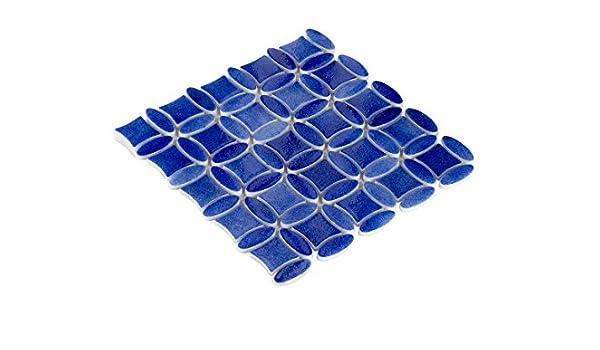 K/üche Terasse Rio Blue asCountryStone Naturstein Mosaik Rio Blue Badezimmer Alternative zu normalen Fliesen