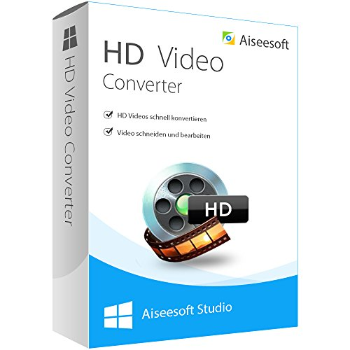 HD Video Converter Win Vollversion (Product Keycard ohne Datenträger)
