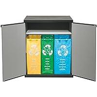 Sistemi di contenitori per raccolta differenziata - Mobiletto raccolta differenziata ...