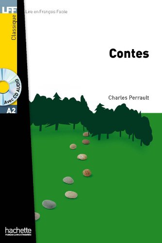 Les contes. Con CD Audio formato MP3
