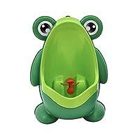 Home Ustensiles de Cuisine enfant Urinoir vertical Grenouille Vert Vert 29.5* 22cm