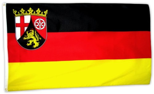 Bandiera Renania-Palatinato 90 x 150 cm