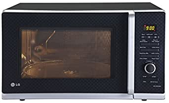 LG 32 L Convection Microwave Oven (MC3283AMG, Silver)