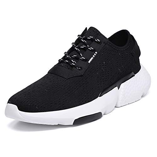 Scarpe da Running Uomo Ginnastica Corsa Casual Maglia Leggere Sneakers Sportive Fitness all'aperto