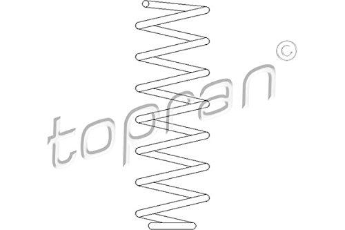 Preisvergleich Produktbild TOPRAN Fahrwerksfeder, 109 535