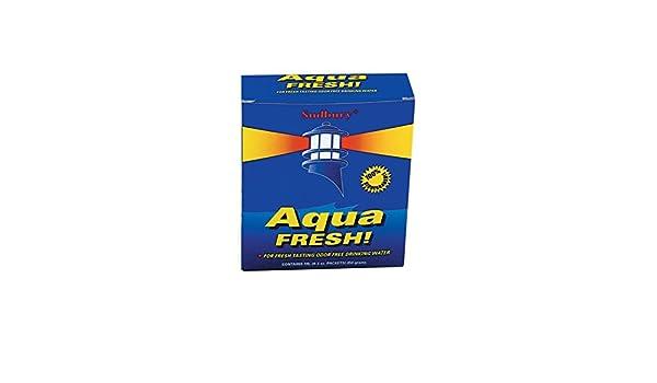Sudbury Aqua Fresh - 8 Pack Box ZFnJcj