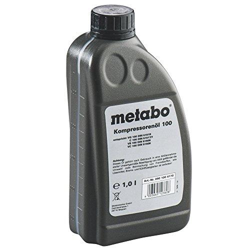 Metabo Kompressoröl 1 L Motanol HP 100