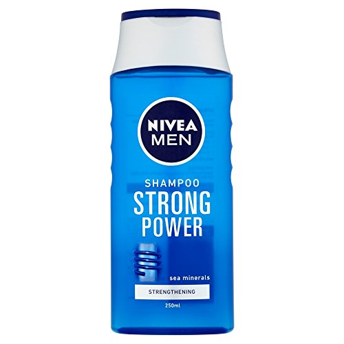 Nivea Men Strong Power Shampoo, 250ml