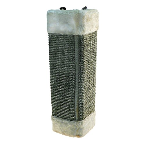 Arquivet 8435117808836 - Rascador para esquinas 50 cm color gris