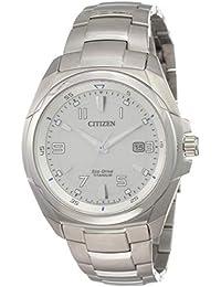 Citizen Eco-Drive Super Titanium Men's Watch - BM6880-53B