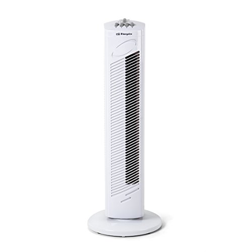 Orbegozo TW 0745 - Ventilador de torre, movimiento oscilante, potencia 45 W,...