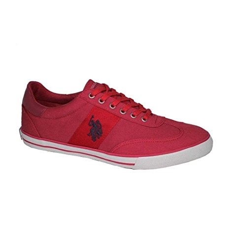 us-polo-association-mens-trainers-red-size-7