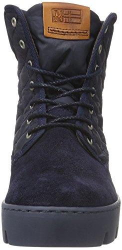 Napapijri Jenny, Baskets Basses Femme Bleu - Blau (blue marine N65)