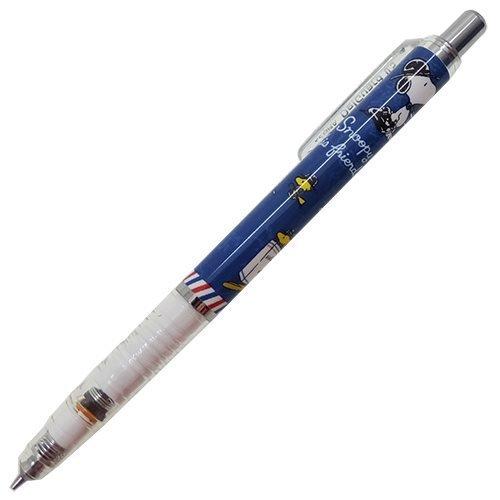 Snoopy 0,5mm Zebra delguard Druckbleistift blau Snoopy und Freunde cr46371