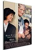 Instabuy Poster Locandina - Mrs. Doubtfire - Mammo per Sempre - Formato (42x30 cm)