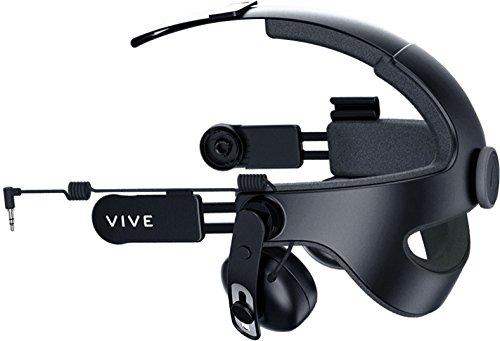 VIVE 99HAMR002-00 HTC Deluxe Audio Headstrap schwarz