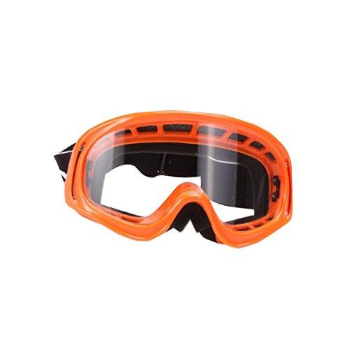 Schutzbrillen - TOOGOO(R) Motocross MTB ATV / Gelaendefahrrad gelaendegaengig Brille Rennen Schutzbrillen