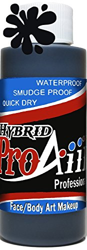 proaiir-waterproof-hybrid-face-and-body-art-paint-black-21oz-60ml-bottle