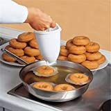 SummerRio Donut Dispenser Donut Maker Maschine Form DIY Werkzeug Küche Gebäck Backformen