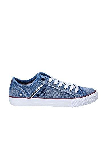 Wrangler WM181031 Sneakers Man Bleu 46
