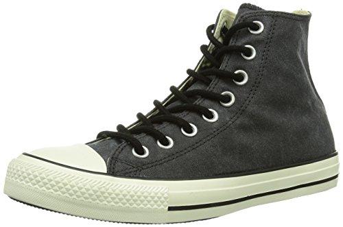 Converse Chuck Taylor All Star Adulte Basic Wash 380730 Herren Sneaker Schwarz (Noir)