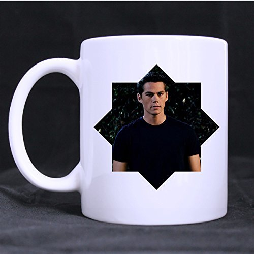 LUOBOGAN New Custom Dwayne Johnson White Coffee Mugs 11 OZ Tea Cup Johnson Brothers Cup