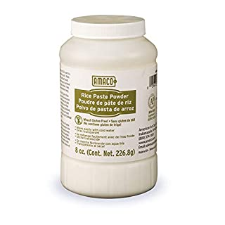 Amaco Various Rice Paste Powder 8 Oz-