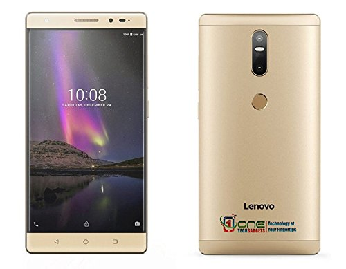 Lenovo Phab 2 Plus 4 G LTE 6.4 Inch DualSIM Smart Phone 3 GB RAM 32 GB Storage