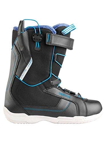 Da Snowboard da uomo Boot DEELUXE Shuffle One, nero/blu, 41