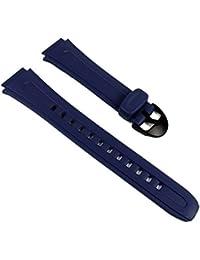 Casio 10202336 - Correa para reloj, resina