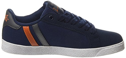 Lonsdale Coburn, Jungen Outdoor Fitnessschuhe Blau (navy/grey/orange)