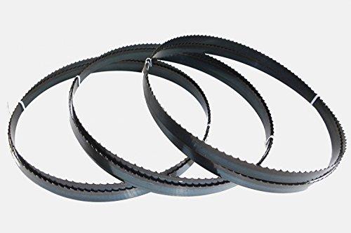 3 x Sägebänder Sägeband 2240 x 16 x 0,65 mm 4ZpZ Holz Elektra Beckum Metabo Güde