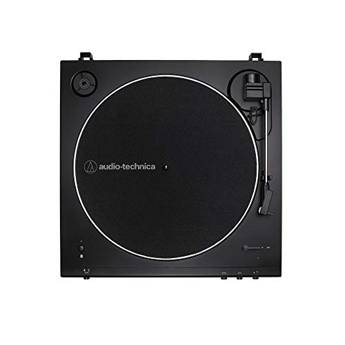 Audio-Technica LP60XBT Platine Vinyle sans Fil À ENTRAÎNEMENT par Courroie Automatique - No