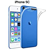 Coque Gel Silicone ANTICHOCS iPHONE 5C (Non Compatible iPHONE 5 / 5S),Coque iPhone 5c...