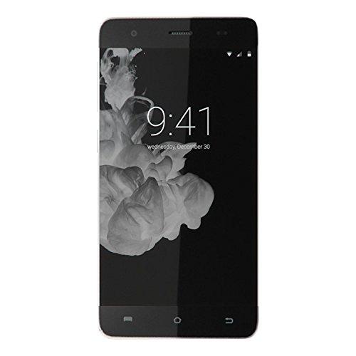 Móviles y Smartphones Libres, onix S501 Silver, 5 Pulgadas con Pantalla tactil...