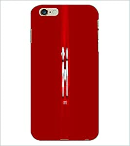 PRINTSWAG COUPLE Designer Back Cover Case for APPLE IPHONE 6 PLUS G355H