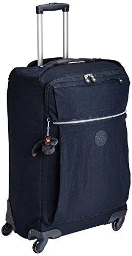 Kipling Darcey Trolley, 60 Litri, True Blue Blu