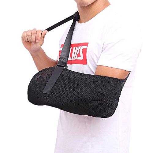Arm-gurt (Doubleer Multifunktionsarmriemen Schulter Nacken Handgelenkstütze Gürtel Arm Fix Gürtel für Subluxation, Dislokation, Verstauchungen, Dehnungen)