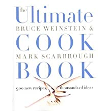 TheUltimate Cook Book 900 New Recipes, Thousands of Ideas by Scarbrough, Mark ( Author ) ON Apr-24-2012, Paperback