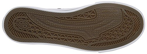 Dockers by Gerli 36Ur201-710500, Sneakers Basses femme Blanc (Weiss 500)