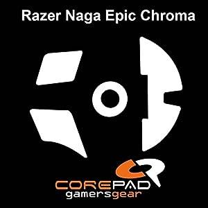 CorePad Skatez PRO 96 Mouse-Feet Razer Naga Epic Chroma
